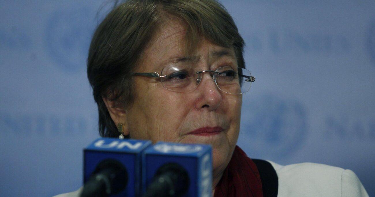 La ex mandataria destacó la madurez del pueblo chileno frente al cambio constitucional. AGENCIA UNO/ARCHIVO