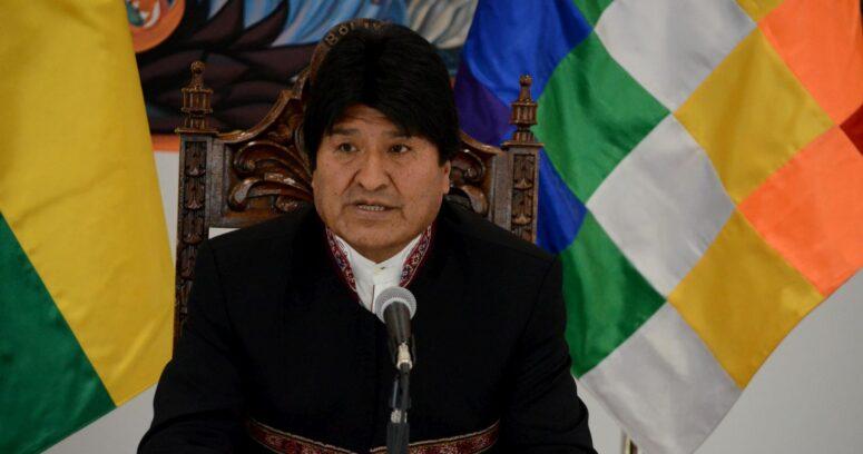 """""""Evo Morales y crisis en Cuba:"""