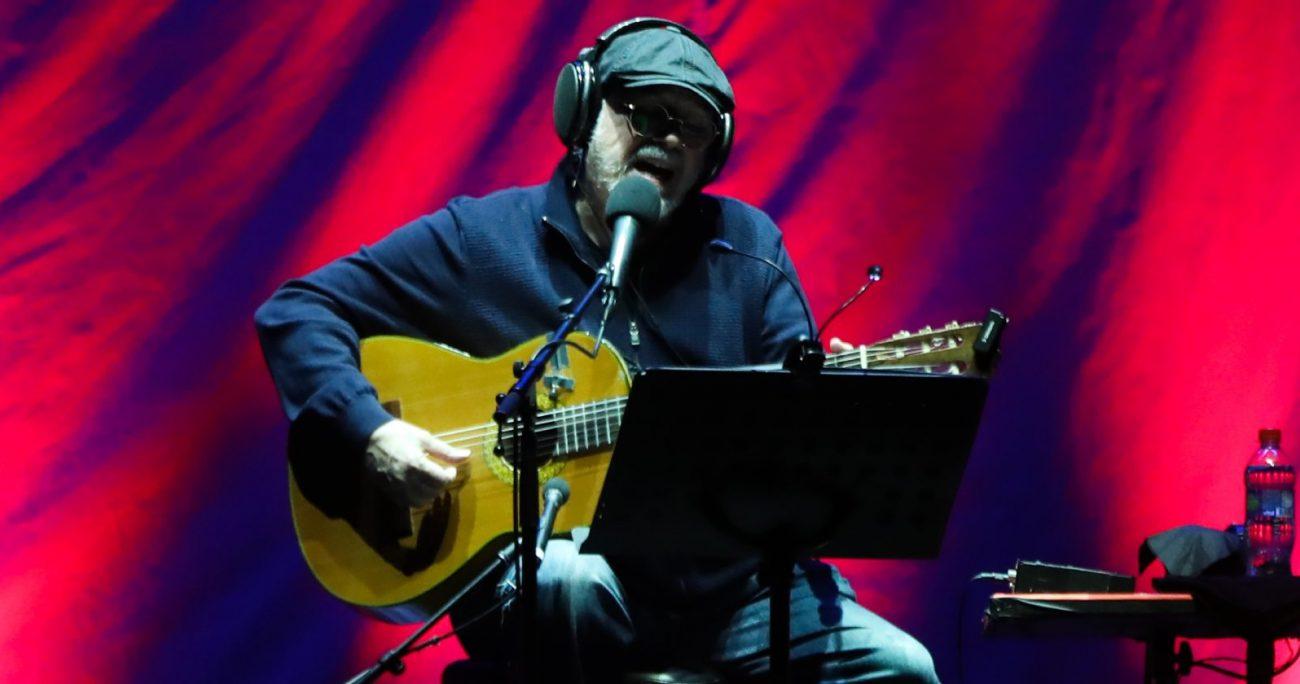 """""""No sé cuántos presos habrá ahora. Pido libertad"""", escribió el compositor cubano. ARCHIVO/AGENCIAUNO"""