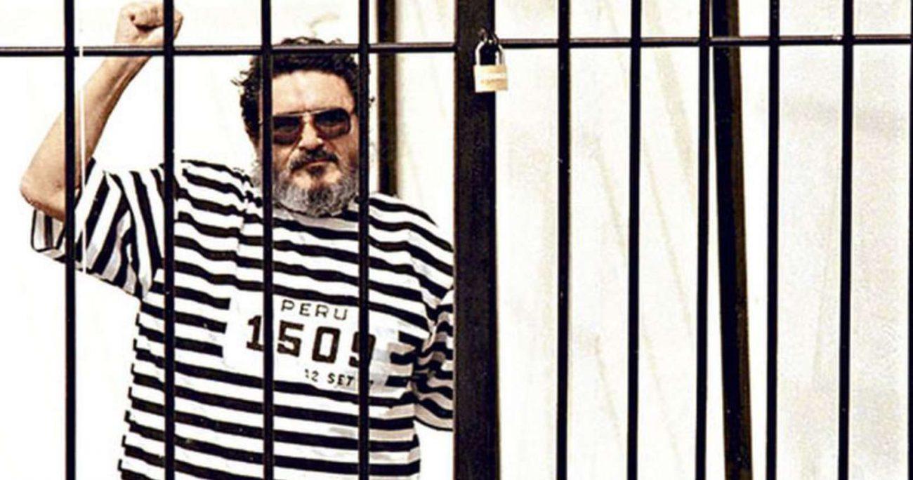 El líder de Sendero Luminoso fue condenado a cadena perpetua.
