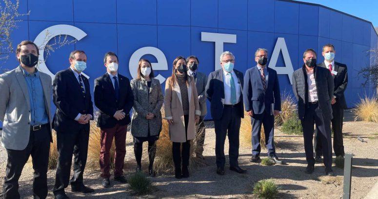 Corfo inaugura centro de innovación para la industria alimentaria en la zona central
