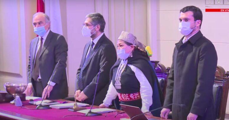 """""""Suspensión de licitaciones y actualización de patrimonio: las primeras decisiones de la Convención"""""""