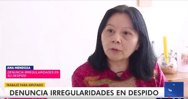 """""""Acoso laboral y despido injustificado: ex asesora del hogar denuncia a familia Cruz-Coke"""""""