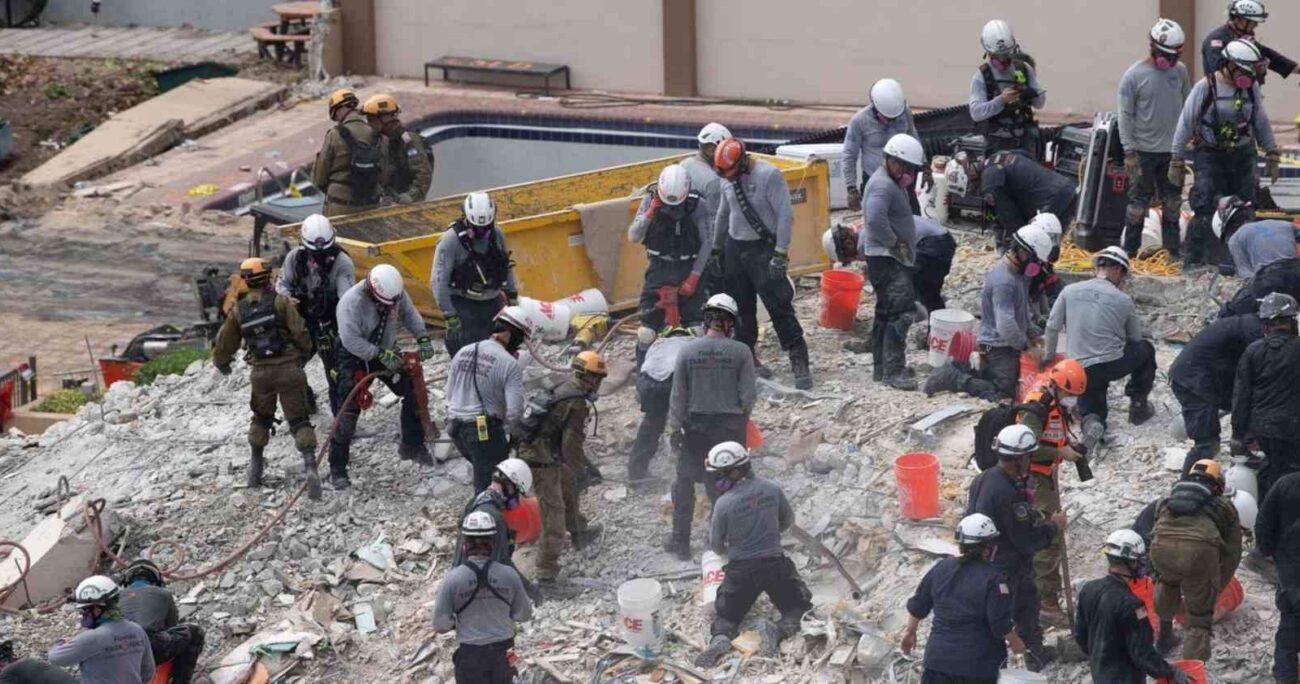 Los vecinos fueron alertados en el mes de abril del deterioro del edificio. TWITTER/DANIELLALEVIN