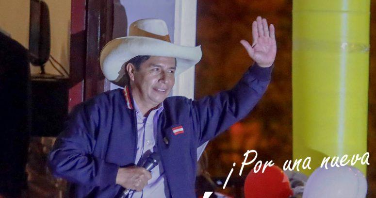 """""""Comunidad internacional destaca proclamación de Pedro Castillo como presidente electo de Perú"""""""