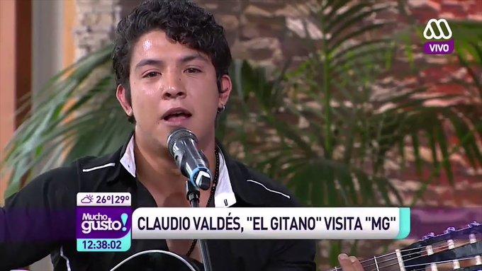 Cantante Claudio El Gitano Valdés fallece en accidente de tránsito en Concepción
