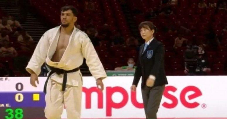 Judoca argelino que se retiró de JJ.OO para no enfrentar a rival israelí será sancionado