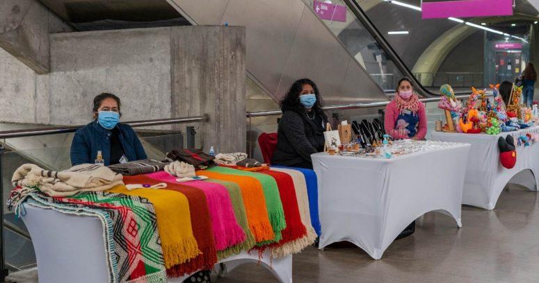 Metro relanzó Mercado a un Metro para pequeños emprendedores