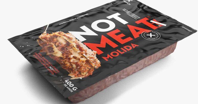 """""""Not Meat Molida: la nueva apuesta de los chilenos de NotCo para reemplazar a la carne"""""""