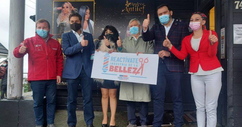 Sercotec abre convocatoria de Reactívate Belleza a nivel nacional