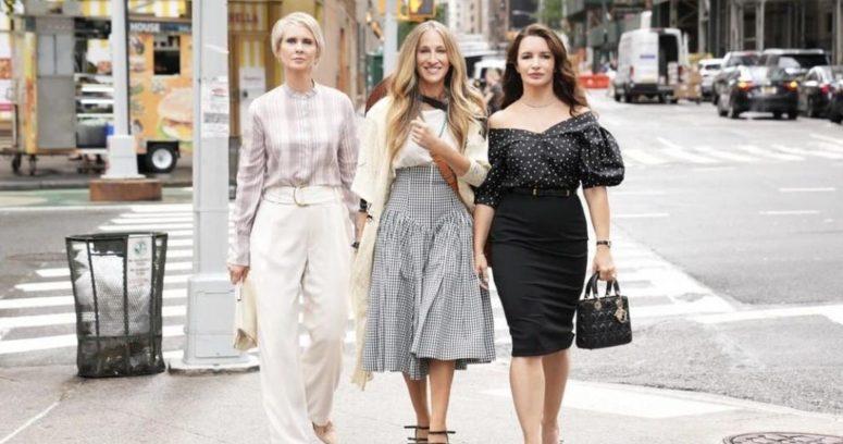 Así lucirán los hijos de Miranda y Charlotte en And Just Like That, el reboot de Sex And The City
