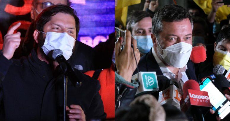 """""""Cadem revela el liderazgo que tenía Boric y Sichel de cara a las primarias"""""""