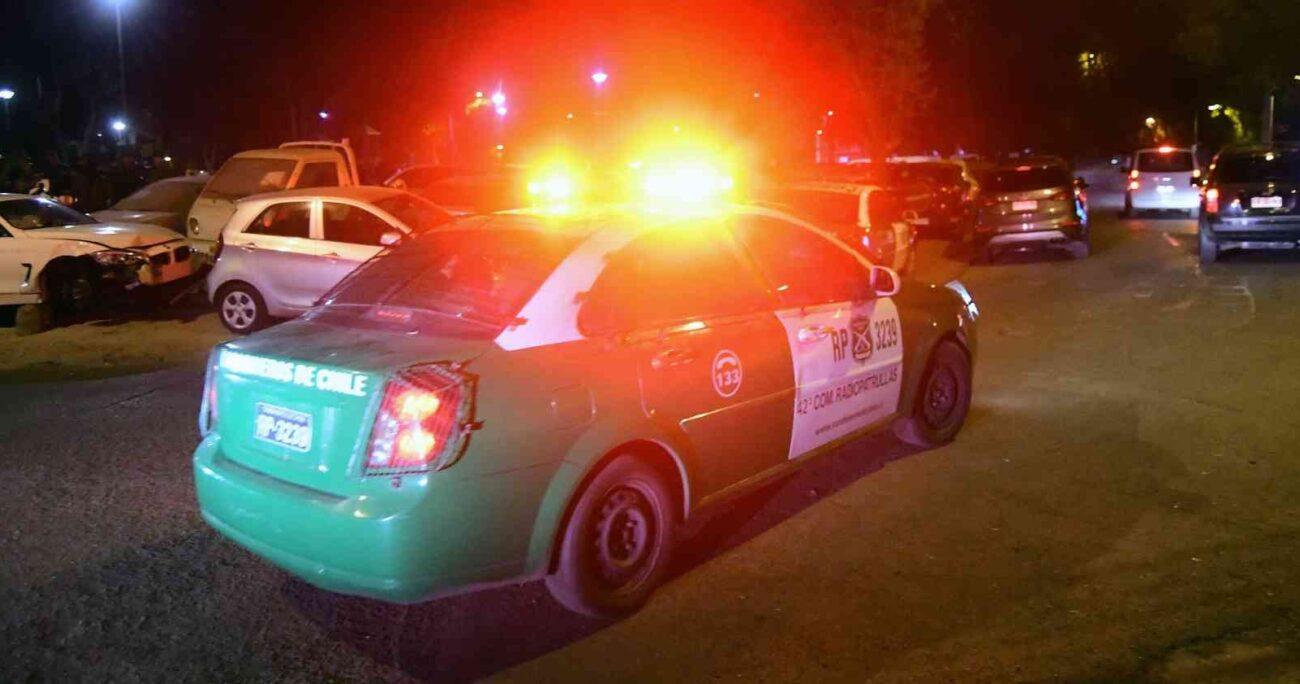 Las mujeres heridas fueron trasladadas hasta el Hospital de Melipilla, y mientras constataban lesiones, les informaron que el individuo había regresado al hogar armado con una pistola y una escopeta. AGENCIA UNO/ARCHIVO