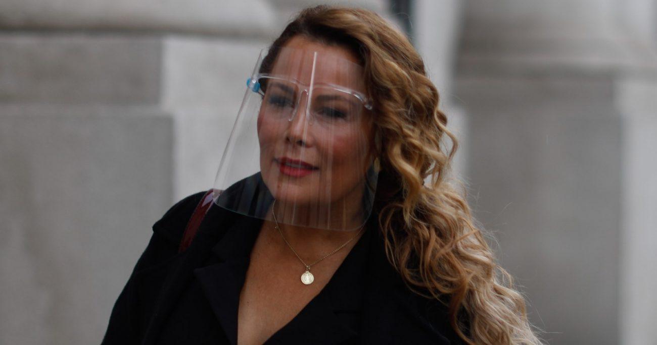 La ex alcaldesa, además, criticó que se divulguen mentiras en su contra. AGENCIA UNO/ARCHIVO