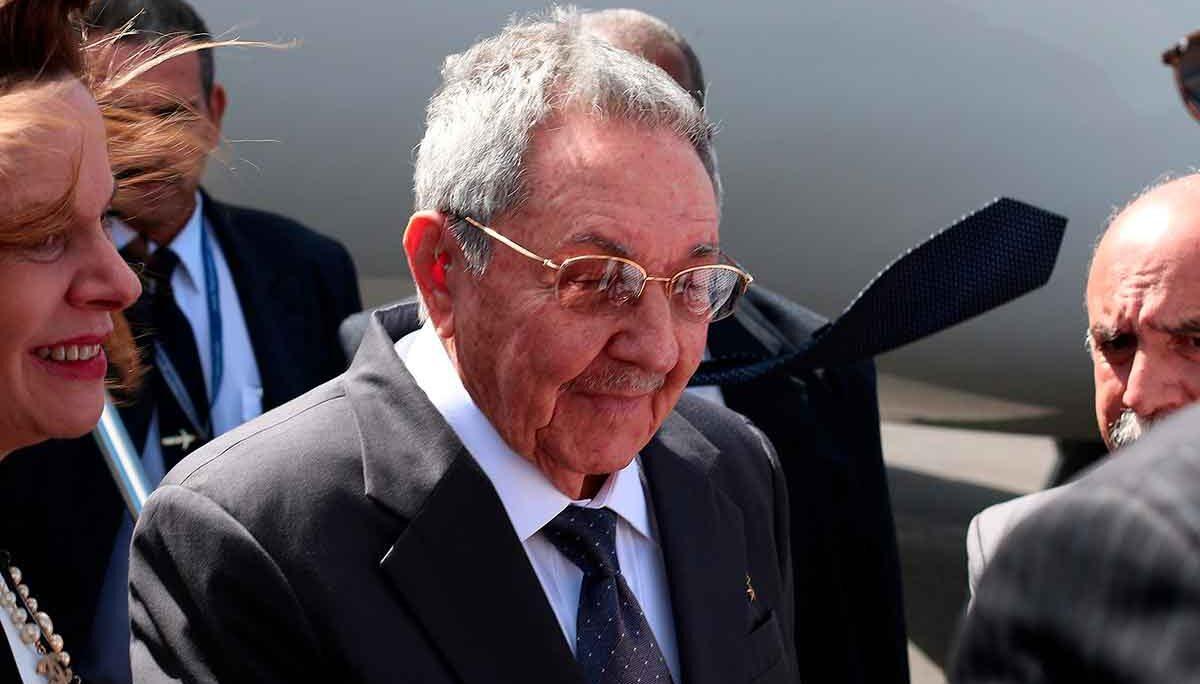 Castro asistió el 2015 a la cumbre del Celac en Costa Rica. ARCHIVO