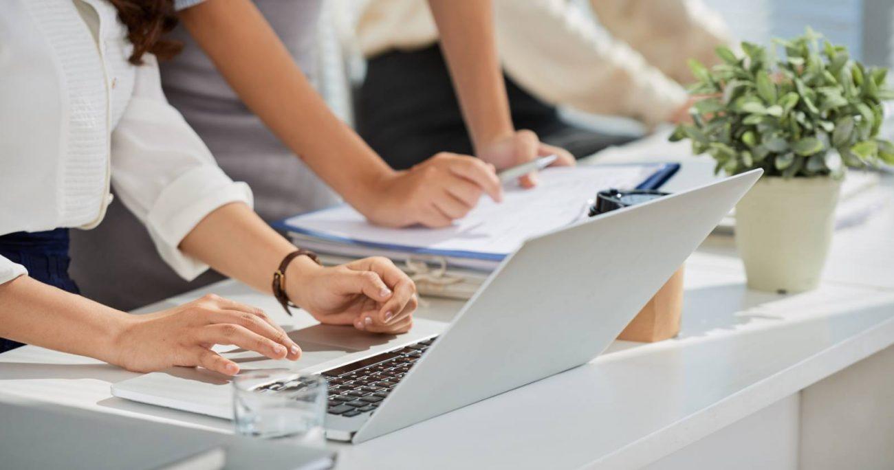 Hoy, el principal tope en la incorporación de nuevas tecnologías y el cambio en la forma de trabajar es el grado de capacitación que tienen los equipos. PRESSFOTO