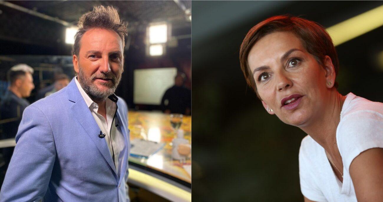 Todo surgió a raíz de rumores respecto a la mala relación que tendría la ex Canal 13 con Carmen Gloria Arroyo. INSTAGRAM/AGENCIA UNO-ARCHIVO