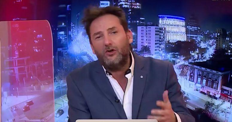"""""""Es un peligro para la sociedad"""": Daniel Fuenzalida se mete en pelea entre Chino Ríos y Jordi Castell"""