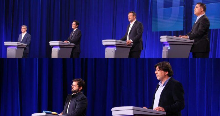 """""""38 puntos de peak: debate de Chile Vamos fue el más visto"""""""