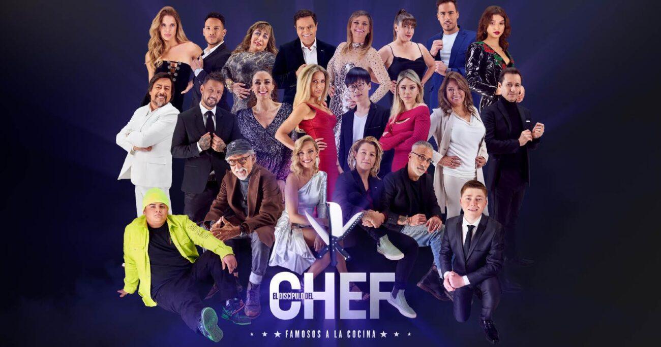 Carolina Bazán, Ennio Carota y Sergi Arola serán los chefs que liderarán los tres equipos. CHV