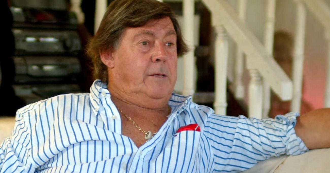Emeterio Ureta no alcanzó a debutar en el programa de Mega.