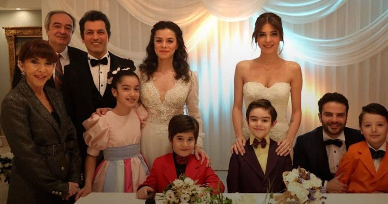 Un final feliz fue el que tuvo la teleserie turca. TVN