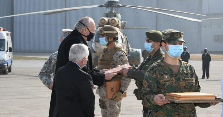 """""""Gobierno reconoce labor de las Fuerzas Armadas en la pandemia"""""""