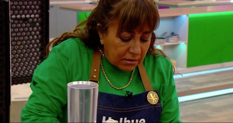 Los descargos de Helhue Sukni tras haber sido eliminada de El Discípulo del Chef