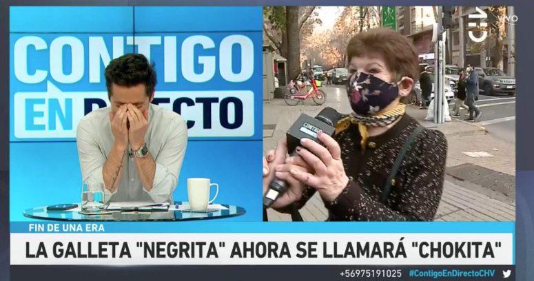 """""""El comentario sobre Macarena Pizarro que sonrojó a Humberto Sichel"""""""