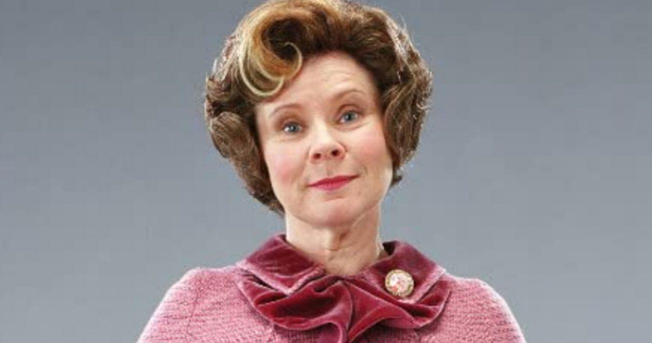 La actriz es recordada por interpretar a Dolores Umbridge en la saga de Harry Potter. IMDB