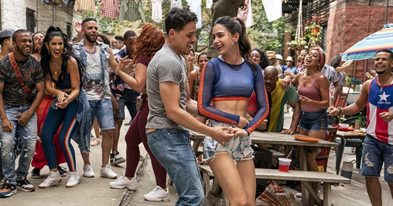 La música será uno de los protagonista de esta historia ambientada en el barrio Washington Heights de Nueva York. IMDB