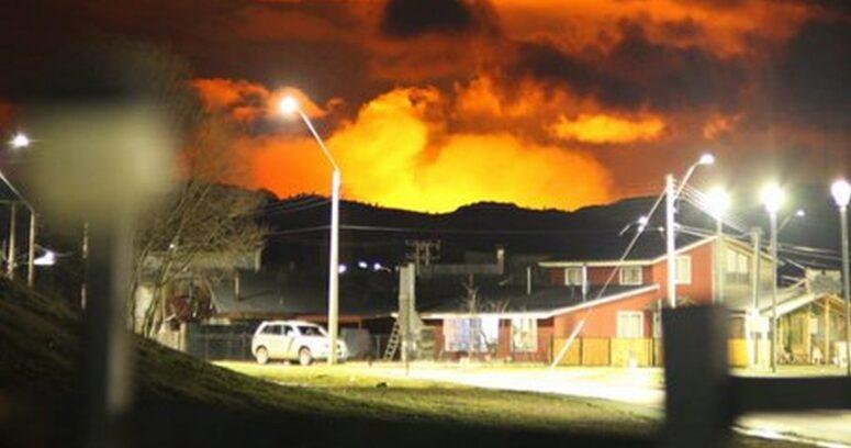 """""""Incendio forestal consume 100 hectáreas en el Parque Nacional Patagonia"""""""