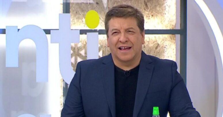 """""""El mensaje de Julio César Rodríguez a televidentes por ausencia en el matinal"""""""