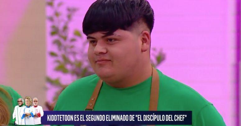 """""""Kidd Tetoon fue el segundo eliminado de El Discípulo del Chef"""""""
