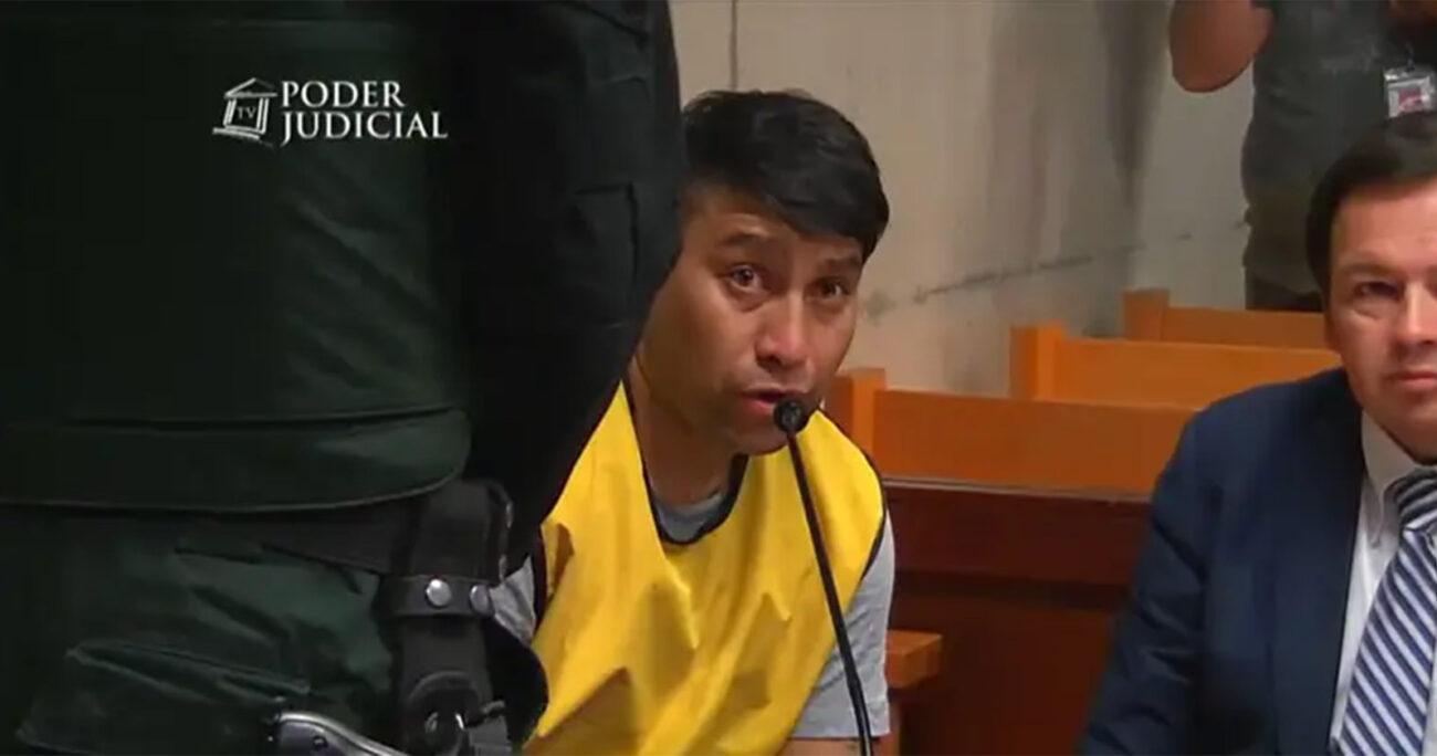 Los hechos en los que se vio involucrado Luis Núñez ocurrieron el 10 de octubre de 2018 al interior de una vivienda ubicada en calle Francisco de Zárate, en la población la Legua. CAPTURA