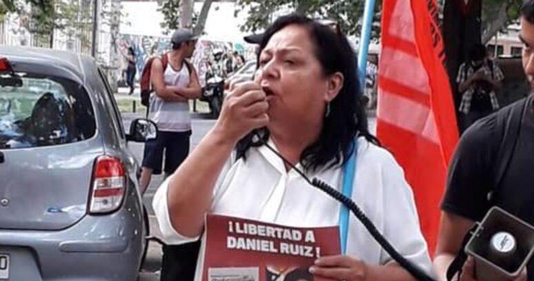 """""""Constituyente María Rivera pide indulto para"""