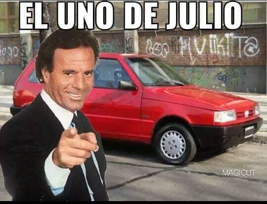memes Julio Iglesias