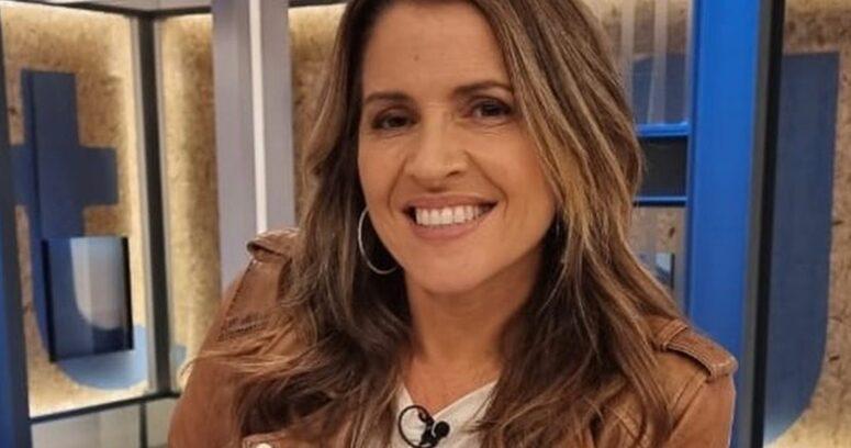 """""""La crítica de Monserrat Álvarez a Canal 13 por anunciar el fin de Bienvenidos"""""""