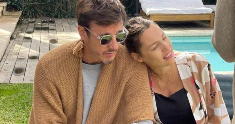 """""""Se llamará Ana: nació la hija de Pampita y Roberto García Moritán"""""""