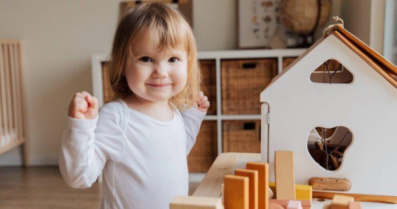"""""""Tres tipos de juguetes que fomentan el aprendizaje"""""""
