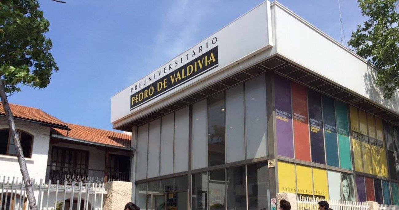 Sernac afirmó que la modificación se realizó sin en consentimiento de los estudiantes. PREUNIVERSITARIO PEDRO DE VALDIVIA/ARCHIVO