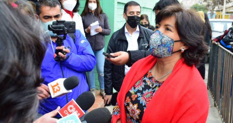Yasna Provoste oficializa candidatura presidencial y presiona a Unidad Constituyente