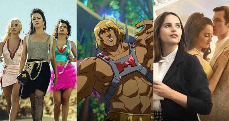 Qué ver en Netflix durante este cuarto fin de semana de julio