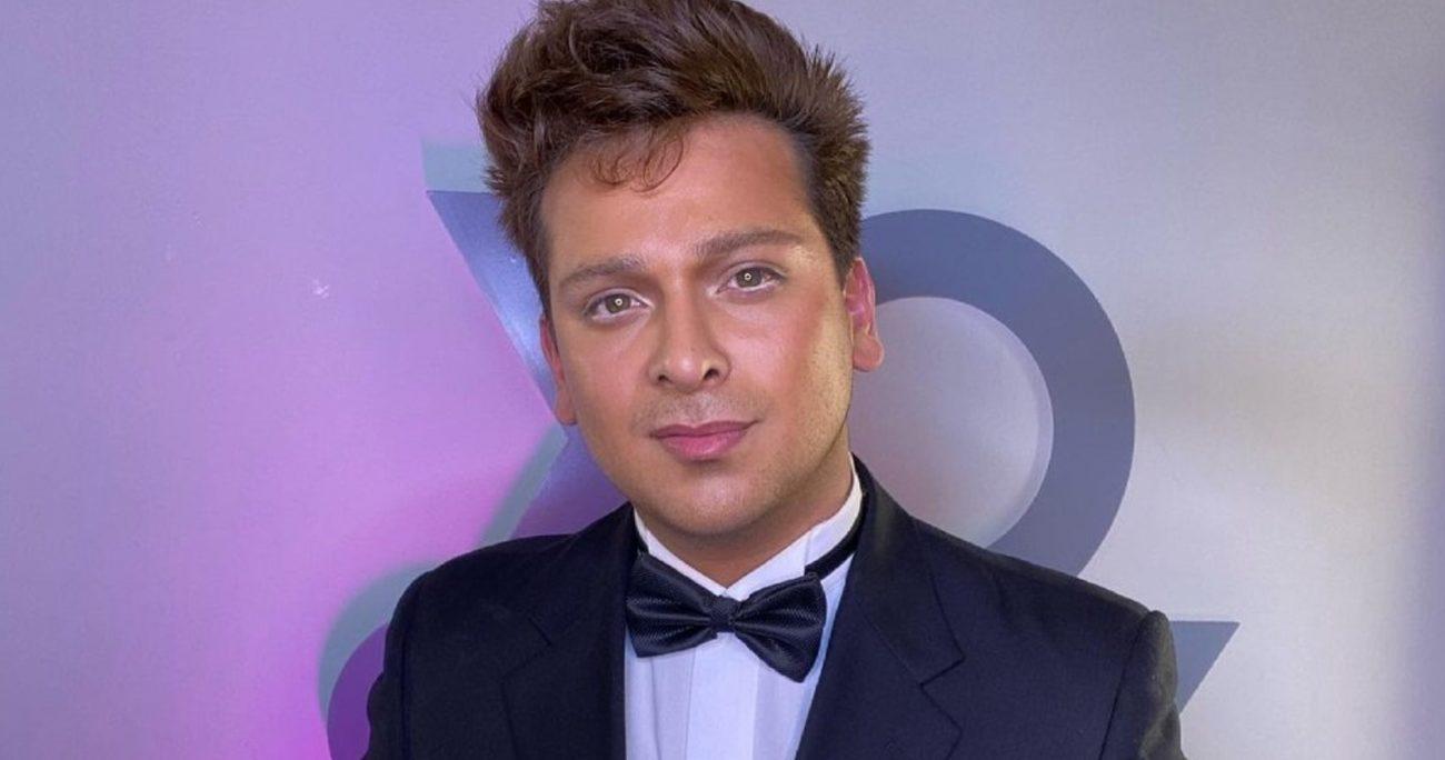 Ricky Santos, además de ser el doble de Luis Miguel, también sorprendió imitando a Ricky Martin en el programa de CHV. INSTAGRAM