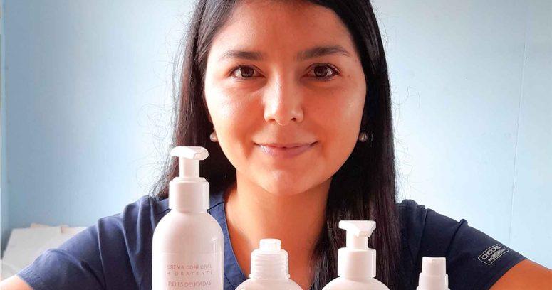 Tissé, el emprendimiento de cosméticos que se consolidó en la pandemia