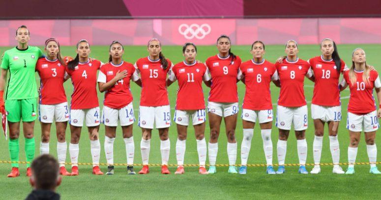 La Roja femenina cayó ante Gran Bretaña en su debut en los Juegos Olímpicos de Tokio