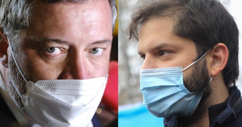 Encuesta Cadem: Boric y Sichel lideran la carrera presidencial