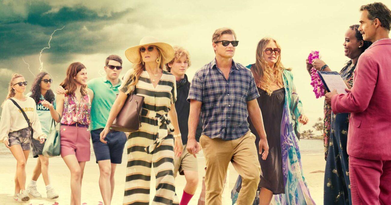 Jennifer Coolidge, Connie Britton y Alexandra Daddario son parte del elenco. HBO MAX