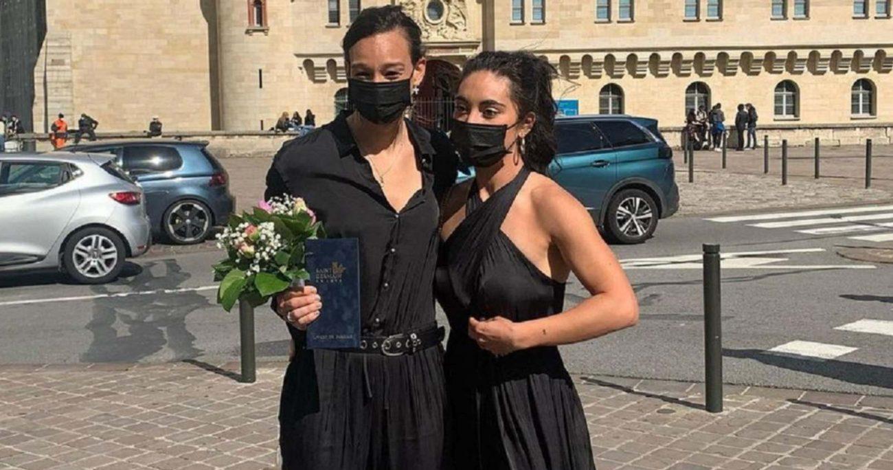 En mayo pasado, Endler se casó con Sofía Orozco en Francia. INSTAGRAM