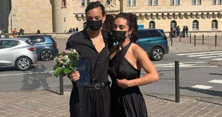 """""""Tiane Endler y proyecto de matrimonio igualitario:"""